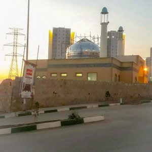 ساخت مسجد مسکن مهر